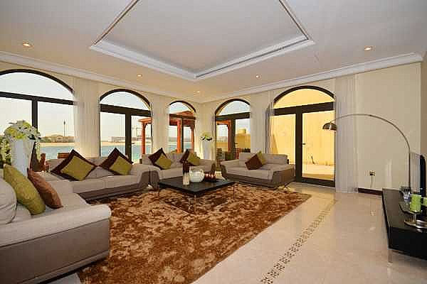 Palm Jumeirah Villas, The Palm Jumeirah Villa