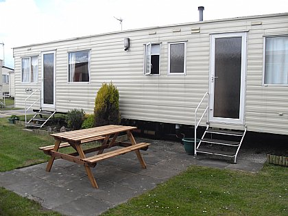Caravan Flookburgh England Alpha Holiday Lettings