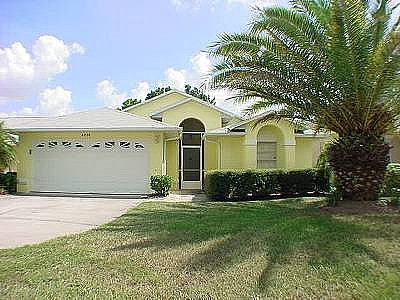 Florida Sunshine Villa