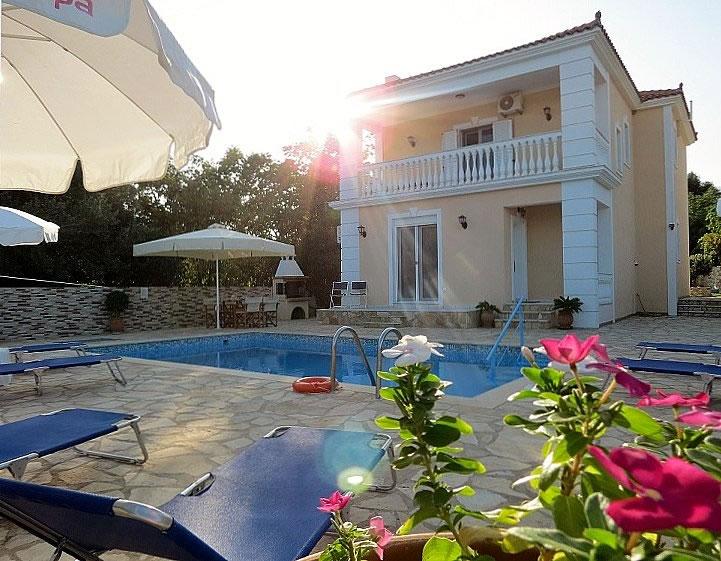 Villa Asterea Ratzakli Greece Alpha Holiday Lettings