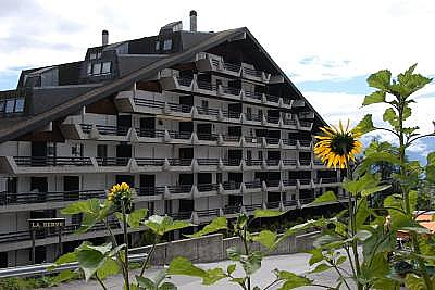 Apartment in Torgon, Swiss Portes du Soleil, Valais/Swiss Alps