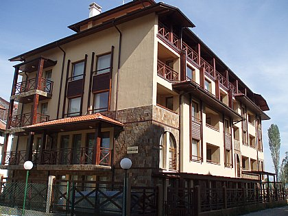 Bell Tower Apt - No.12 - Apartment in Bansko Old Town, Bansko