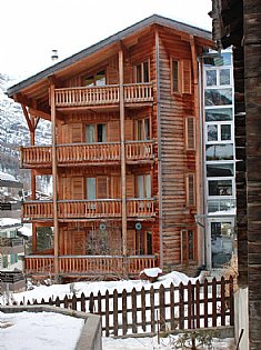 Apartment in Zermatt, Valais/Swiss Alps