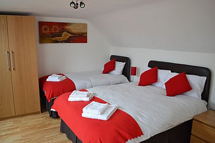 Luxury 4 bed apartment - Bristol, Somerset Apartment