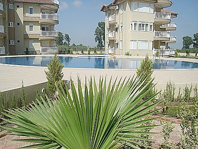 Apartment in Serik, Belek