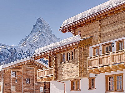 Chalet in Zermatt, Valais/Swiss Alps