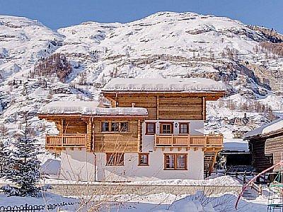 Chalet Ulysse - Zermatt, Valais/Swiss Alps Chalet
