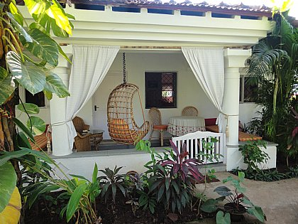 Bungalow in Luisa by the Sea, Cavelossim, Goa