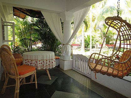 Luisa by the Sea, Cavelossim, Goa Bungalow