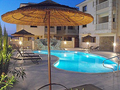 Blue Serenity - Apartment in Pyla