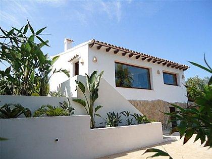 Villa Roman - Villa in Solpark, Moraira, Alicante Province