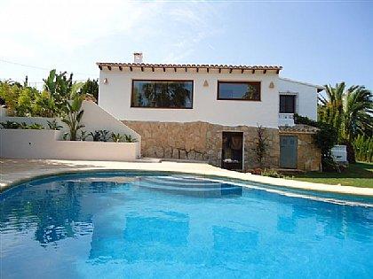 Villa Roman - Solpark, Moraira, Alicante Province Villa