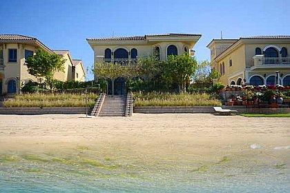 4 Bedroom Villa In Palm Jumeirah Villas Alpha Holiday