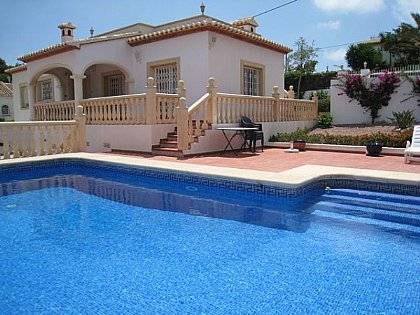 Costa Nova Villa  3 beds - Villa in Costa Nova, Javea, Alicante Province