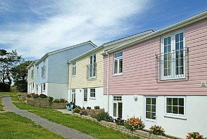House in Atlantic Reach, Newquay, Cornwall, Cornwall