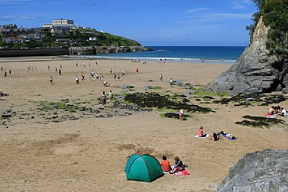 Apartment in Central Newquay, Newquay, Cornwall, Cornwall