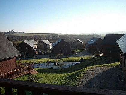 Lodge in Retallack, Padstow, Cornwall