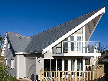 Villa 1 Trewhiddle Park - Villa in Pentewan, St Austell, Cornwall