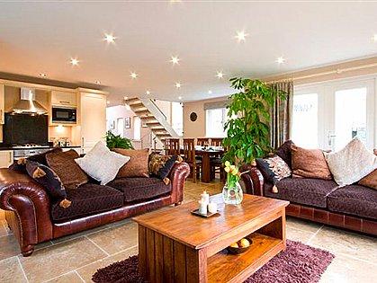 Villa 1 Trewhiddle Park - Pentewan, St Austell, Cornwall Villa
