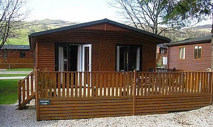 Lodge in Troutbeck, Windermere