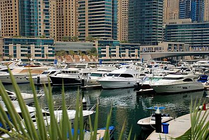 Apartment in Marina Walk, Dubai Marina