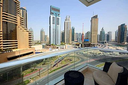 New 1 Bedroom Holiday Apartment For Rent In Botanica Dubai Marina