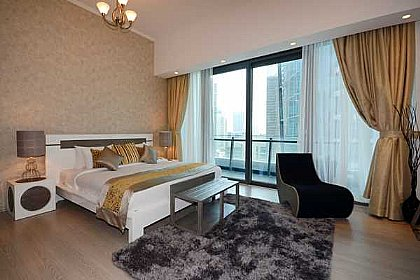 Beautiful Studio Apartment For Rent In Silverene Tower Dubai Marina