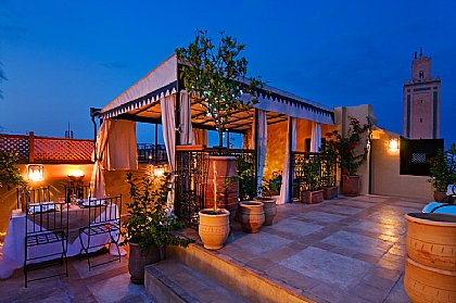 Riad Cinnamon - Medina, Marrakech City, Marrakech Region Bed & Breakfast
