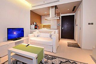 Studio Apartment At West Avenue, Dubai Marina