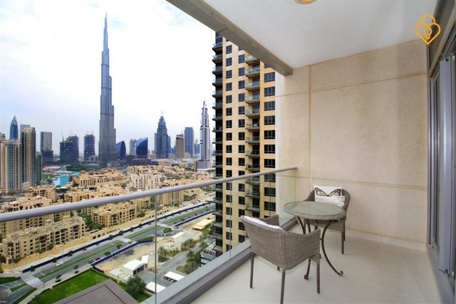 3 Bedroom Apartment In Downtown Dubai Alpha Holiday Lettings
