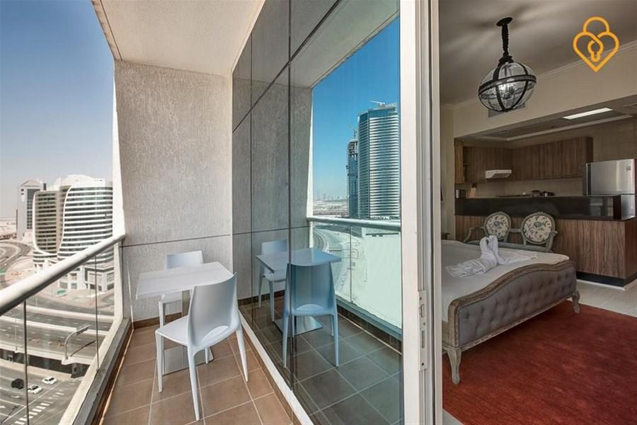 downtown dubai holiday rentals studio apartment in downtown dubai